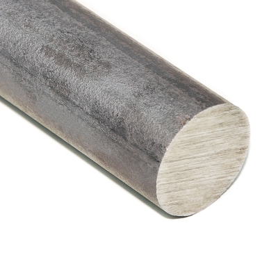 Rundstahl schwarz Eisen Ø 35 mm - L: 2 m - 1