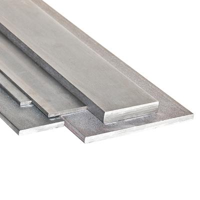 Flachstahl schwarz / roh 80x5 mm - L: 1,5 m - 1