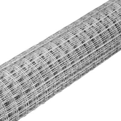 Indutec 4eck-Geflecht Drahtgitter - verzinkt - MW: 19,0mm | DS: 1,05mm | B: 1000mm | 5m Rolle - 1