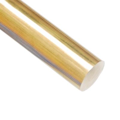 Messing Rundstange - Ø 16 mm - L: 100 mm - weitere Längen auswählbar - 1
