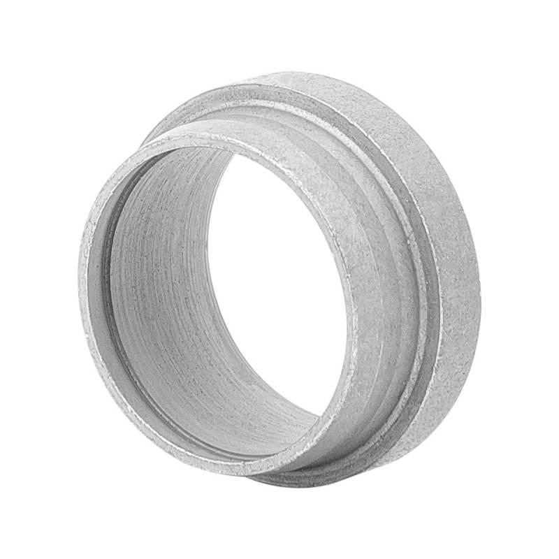 2x DPR 28-L - 28 mm - Stahl verz. - Schneidring - Rohrverschraubung DIN 2353 - 2