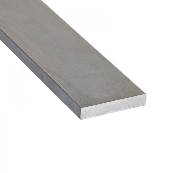 Flachstahl schwarz / roh 80x5 mm - L: 1,5 m - 2