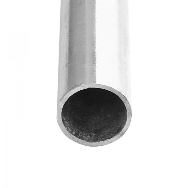 Sehr Gewinderohr / Stahlrohr - geschweißt - glatte Enden - verzinkt  IA33