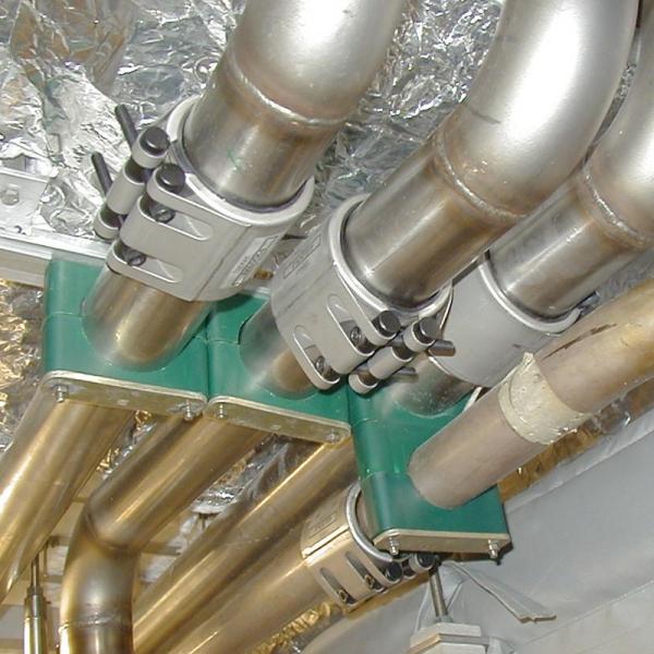 Teekay Axilock-S Rohrkupplung - Typ I Edelstahl - EPDM - 168,3 mm - 4