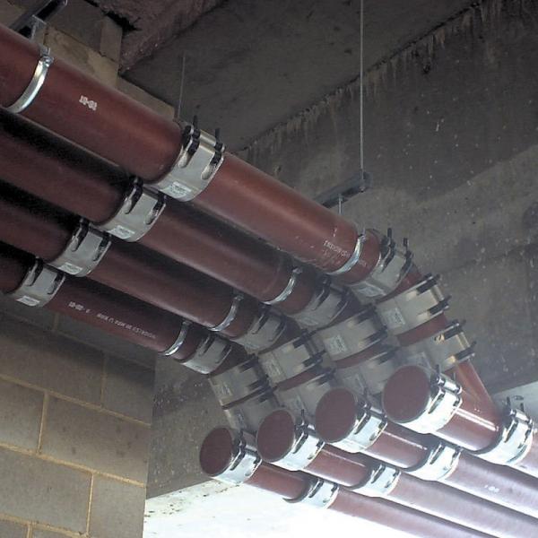 Teekay Axilock-S Rohrkupplung - Typ I Edelstahl - EPDM - 355,6 mm - 3