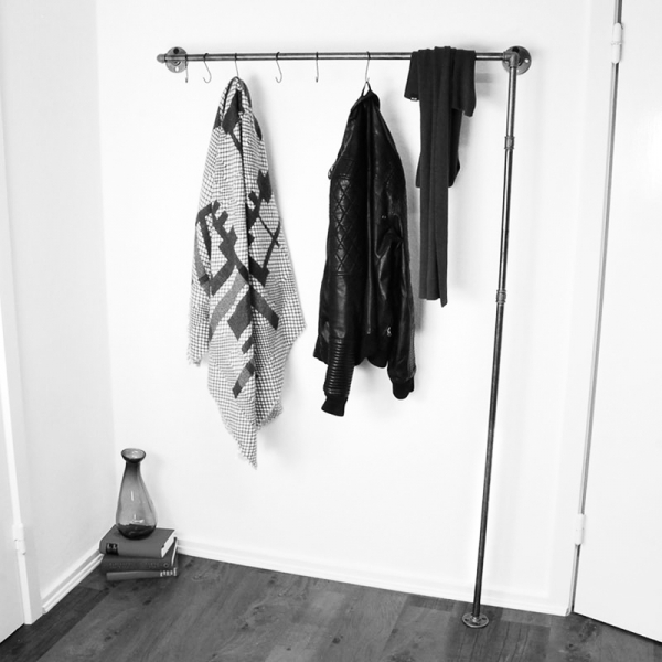 Kleiderstange Ebay: Kleiderstange Garderobe Wandgarderobe Wardrobe