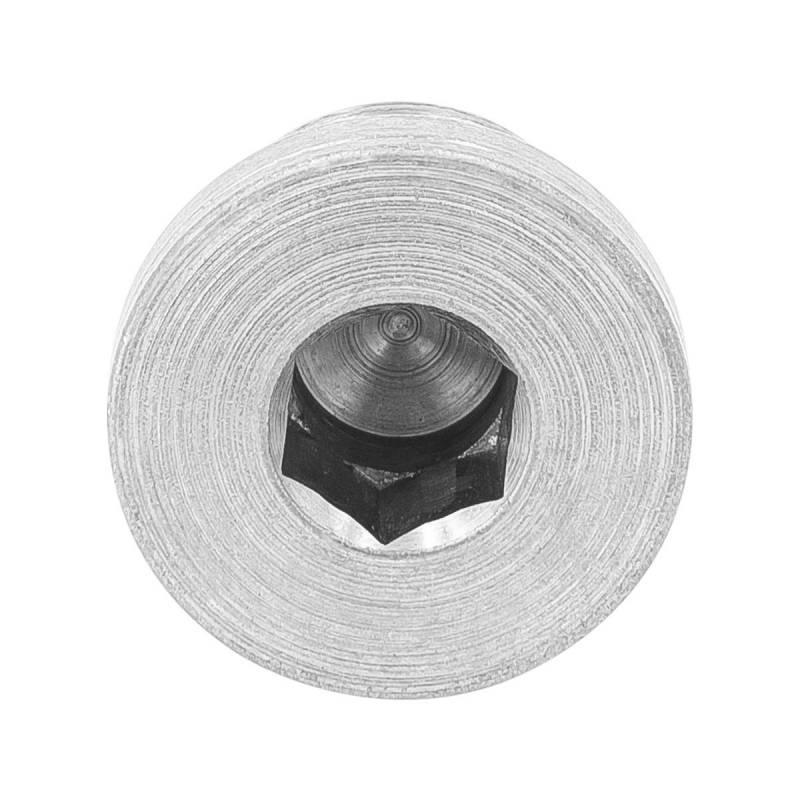 VSTI - M 22x1,5 WD - Stahl verz. - Verschluss-Stopfen - Rohrverschraubung DIN 2353 - 3