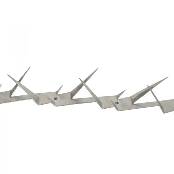 5x Wall Spikes Mauerspitzen Zaun Ubersteigschutz Stahl