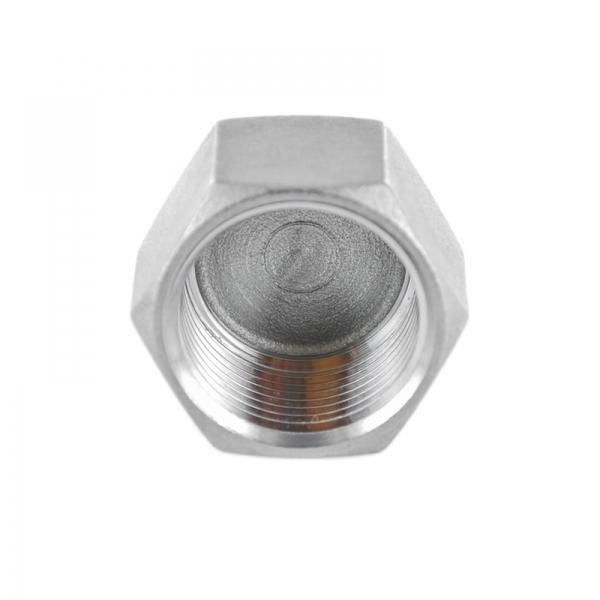 #326 V4A Kappe mit Sechskant aus Edelstahl - 1
